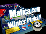 Winter Pinball